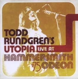 UTOPIA: LIVE AT.. .. HAMMERSMITH APOLLO TODD RUNDGREN, CD