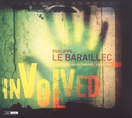INVOLVED PHILIPPE LE BARAILLEC, CD