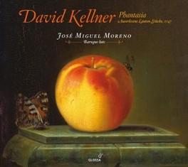 PHANTASIA JOSE MIGUEL MORENO D. KELLNER, CD