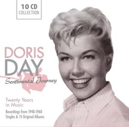 SENTIMENTAL JOURNEY DORIS DAY, CD