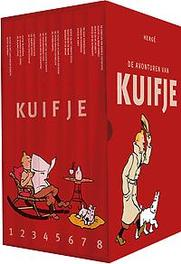 KUIFJE HC. KUIFJE VERZAMELBOX KUIFJE, Hergé, Hardcover