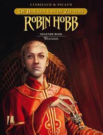 BOEKEN VAN DE ZIENERS HC09. WEERZIEN BOEKEN VAN DE ZIENERS, Robin. Hobb, Hardcover