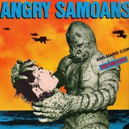 BACK FROM SAMOA FIRST TIME ON CD Audio CD, ANGRY SAMOANS, CD