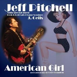 AMERICAN GIRL JEFF PITCHELL, CD