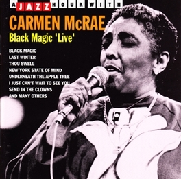 A JAZZ HOUR WITH Audio CD, CARMEN MCRAE, CD