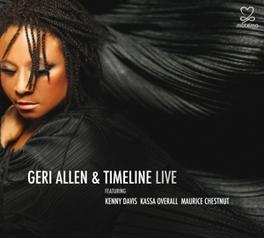 LIVE -DIGI- ALLEN, GERI & TIMELINE, CD