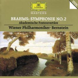 SYMPHONY NO. 2 -WIENER PHILHARMONIC/LEONARD BERNSTEIN Audio CD, J. BRAHMS, CD