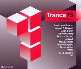 TRANCE 75-2012 VOL.1 V/A, CD