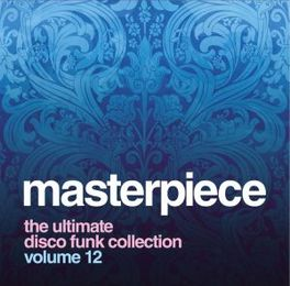 MASTERPIECE THE.. VOL.12 .. ULTIMATE DISCO FUNK COLLECTION VOL.12 V/A, CD