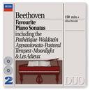 FAVOURITE PIANO SONATES MONDSCHEIN/PATHETIQUE/ALFRED BRENDEL