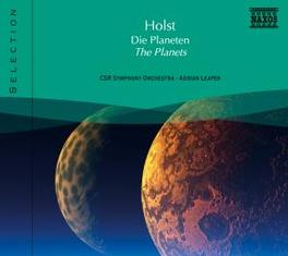 PLANETS C.S.R. SO/ADRIAN LEAPER G. HOLST, CD