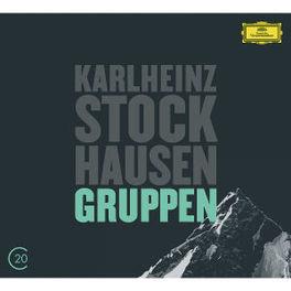 GRABSTEIN FUR STEPHAN OP. BERLINER PHILHARMONIKER/CLAUDIO ABBADO G. KURTAG, CD