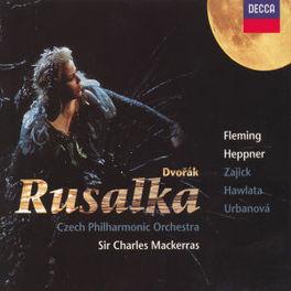 RUSALKA W/RENEE FLEMING, BEN HEPPNER, CHARLES MAKERRAS, CZECH P Audio CD, A. DVORAK, CD