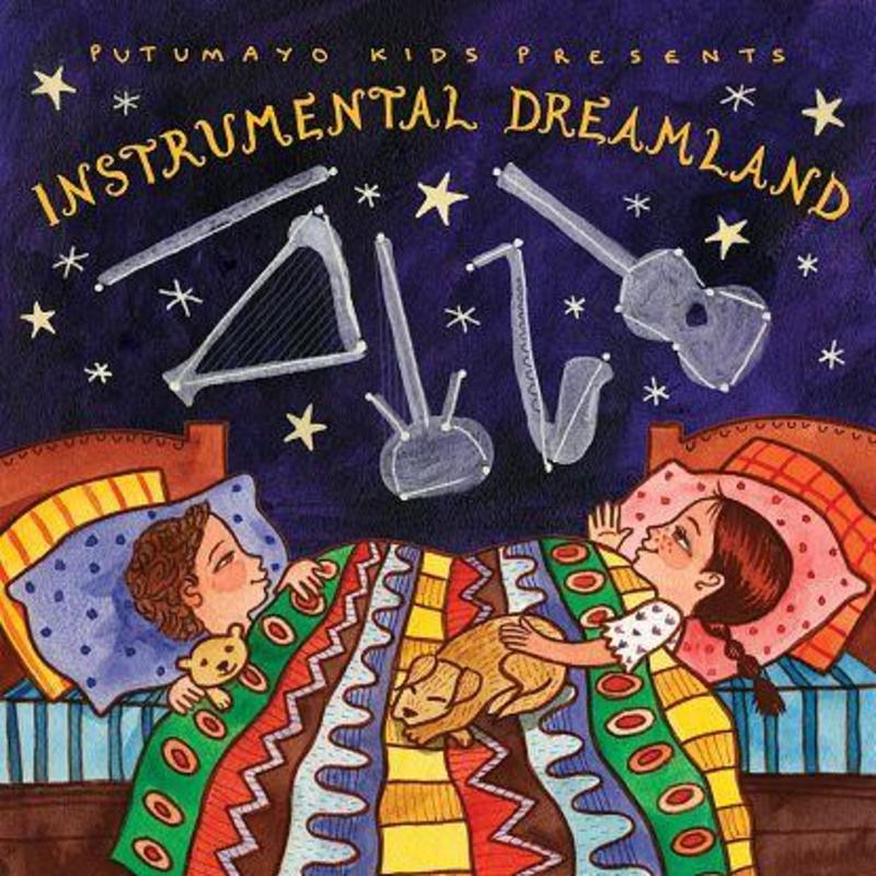 INSTRUMENTAL DREAMLAND PUTUMAYO KIDS PRESENTS:KEOLA BEAMER/SEAMUS EGAN/&OTHERS V/A, CD