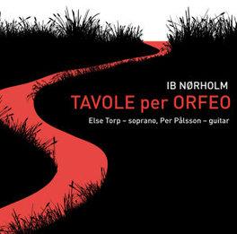 TAVOLE PER ORFEO I. NORHOLM, CD