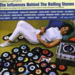 INFLUENCES BEHIND THE.. .. ROLLING STONES V/A, CD