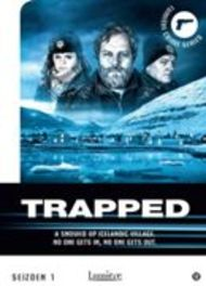 TRAPPED TV SERIES, DVDNL