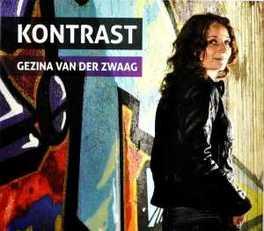 KONTRAST GEZINA VAN DER ZWAAG, CD