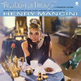 BREAKFAST AT TIFFANY'S 180GR. HENRY MANCINI, LP