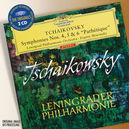 SYMPHONIES NO.4 & 5 LENINGRAD P.O./EVGENY MRAVINSKY