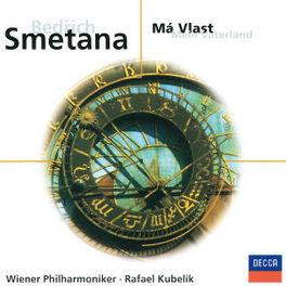 MA VLAST WIENER PHILHARMONIKER, RAFAEL KUBELIK Audio CD, B. SMETANA, CD