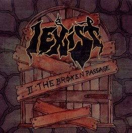 II-THE BROKEN PASSAGE I EXIST, CD