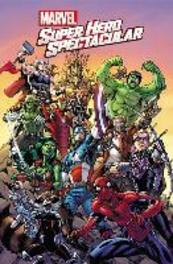 Marvel Super Hero Spectacular Karl Kesel, Paperback