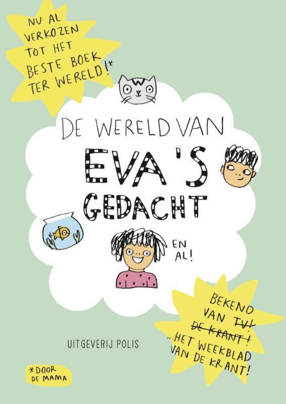 De wereld van Eva's gedacht Mouton, Eva, Hardcover