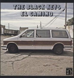 EL CAMINO -LP+CD- BLACK KEYS, LP