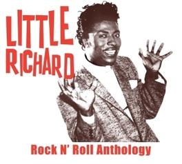 ROCK 'N' ROLL.. -CD+DVD- .. ANTHOLOGY + DOCUMENTARY LITTLE RICHARD, CD