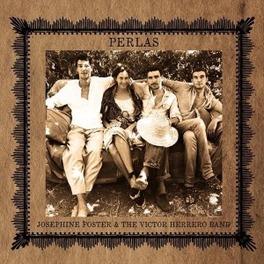 PERLAS FOSTER, JOSEPHINE & VICTO, CD