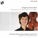 SONATAS BWV1016,1021 & 10...