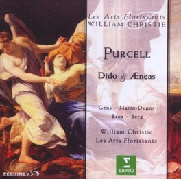 DIDO & AENEAS WILLIAM CHRISTIE H. PURCELL, CD