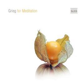 GRIEG FOR MEDITATION E. GRIEG, CD