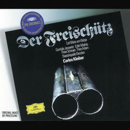 DER FREISCHUTZ W/CARLOS KLEIBER, RUNDFUNKCHOR LEIPZIG Audio CD, C.M. VON WEBER, CD