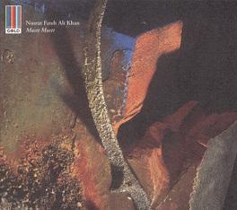 MUSTT MUSTT -DIGI- NUSRAT FATEH ALI KHAN, CD