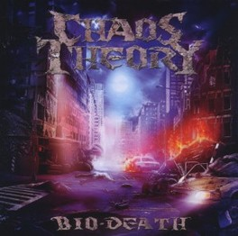 BIO DEATH CHAOS THEORY, CD