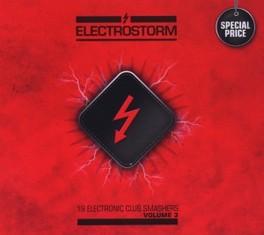 ELECTROSTORM  VOL.3 GRAND BEATS FOR A SMALL PURSE! V/A, CD