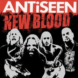 NEW BLOOD ANTISEEN, CD