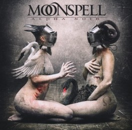 ALPHA NOIR MOONSPELL, CD