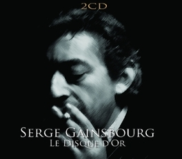 DISQUE D'OR SERGE GAINSBOURG, CD