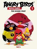 ANGRY BIRDS - MOVIE COMICS...