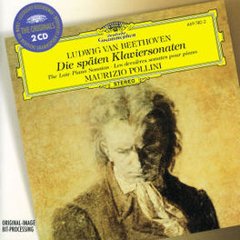LATE PIANO SONATAS 28-32 MAURIZIO POLLINI Audio CD, L.VAN BEETHOVEN, CD