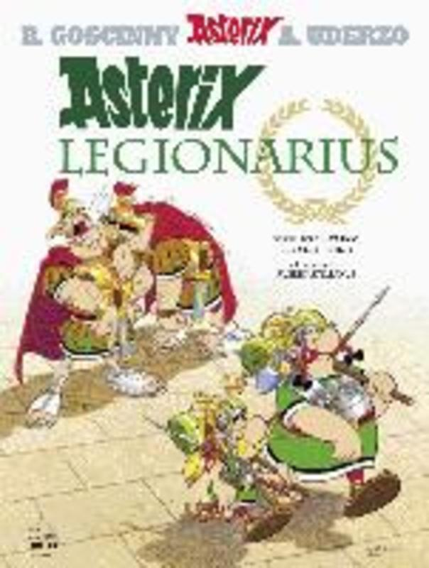 Asterix latein 13 Asterix Legionarius, René Goscinny, Hardcover