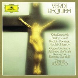 REQUIEM CORO E ORCH.DEL TEATRO ALLA SCALA/ABBADO Audio CD, G. VERDI, CD