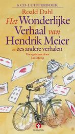 Het wonderlijke verhaal van Hendrik Meier .. VAN HENDRIK MEIER EN 6 ANDERE VERHALEN//ROALD DAHL luisterboek, Dahl, Roald, CD