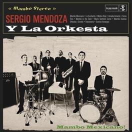 SERGIO MENDOZA Y LA ORKES SERGIO Y LA ORKE MENDOZA, Vinyl LP