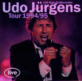 TOUR 1994/95 -LIVE- Audio CD, UDO JURGENS, CD