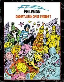 Philemon 09 Ondertussen op de tweede T Philemon, Fred, Hardcover