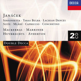 ORCHESTRAL WORKS Audio CD, L. JANACEK, CD